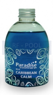 CTX - 90 CARIBEAN CALM 250ml - ARÓMA DO VÍRIVEJ VANE